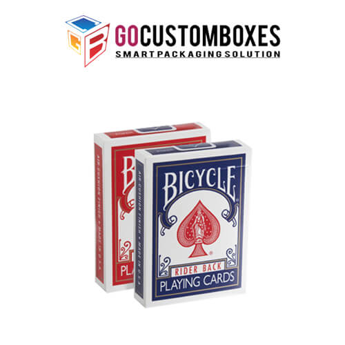 Bicycle Playing Card Boxes