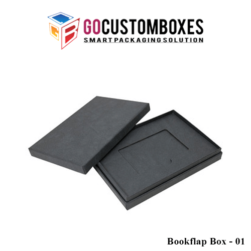 Bookflap Boxes