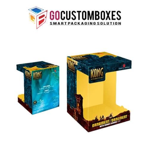 Cardboard Ornament Boxes