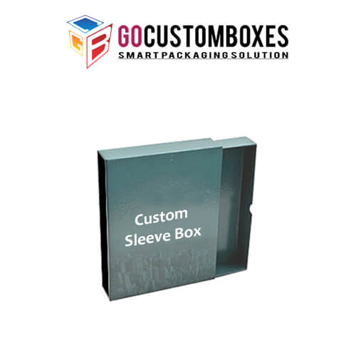 Custom Packaging Sleeves