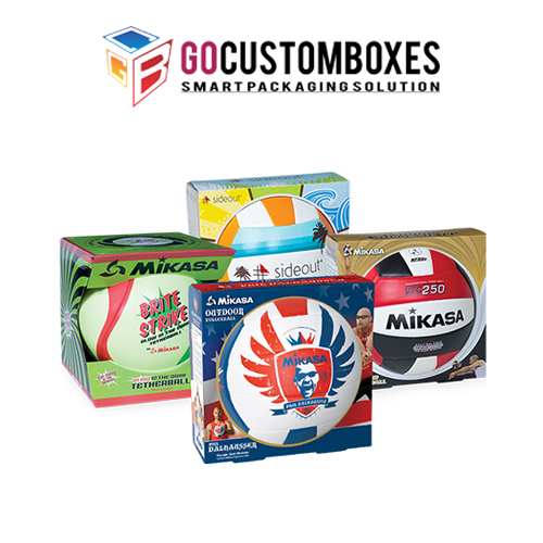 Custom Printing Sports Boxes