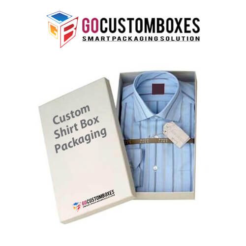 Custom Shirt Boxes