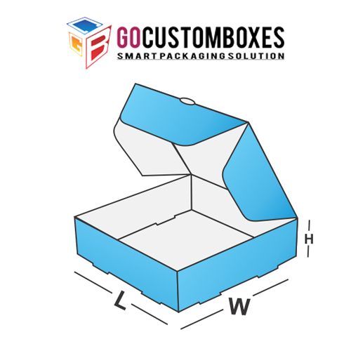 Double Locked Wall Lid Box