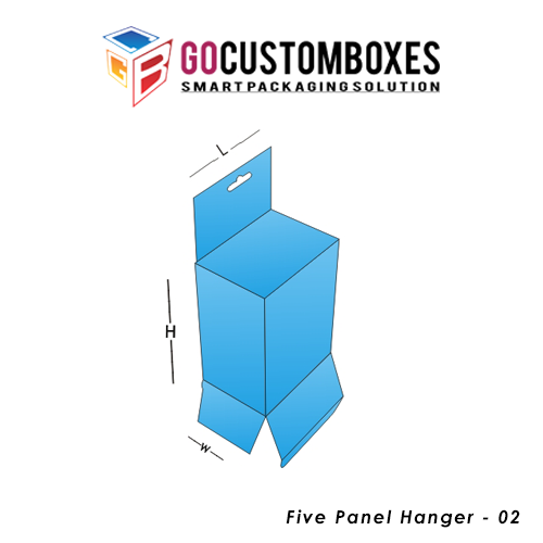 Five Panel Hanger Box