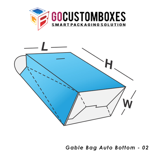 Gable Bag Auto Bottom Box