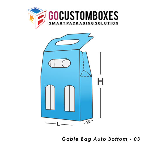 Gable Bag Auto Bottom Packaging