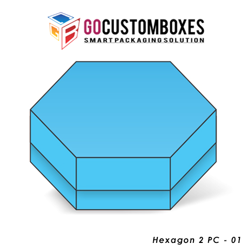 Hexagon 2 PC Boxes