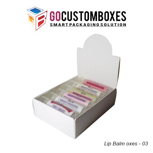 Wholesale Lip Balm Boxes