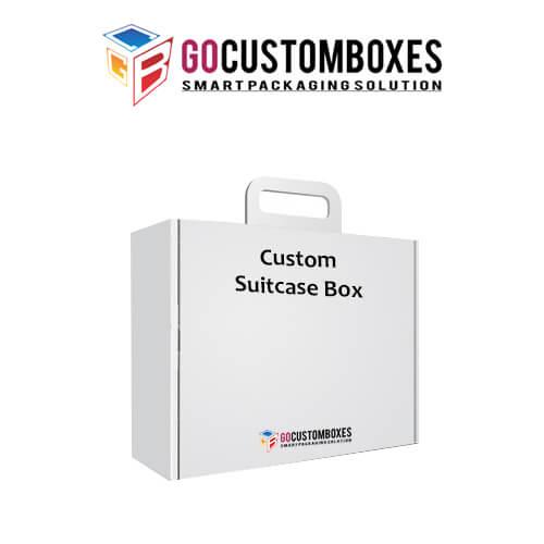 Mini Suitcase Boxes