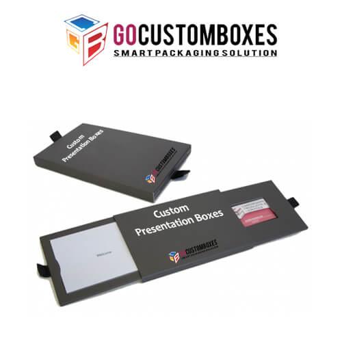 Presentation Box Printing