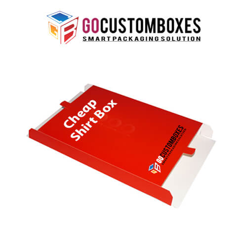Custom Shirt Boxes Printing & Packaging solutions at wholesale Rates