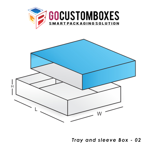 Tray and Sleeve Box