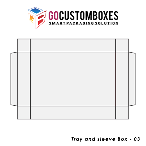 Tray and Sleeve Boxes Packaging