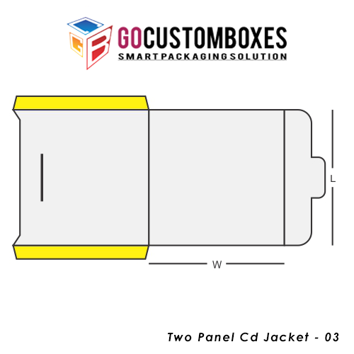 Two Panel Cd Jacket Packaging