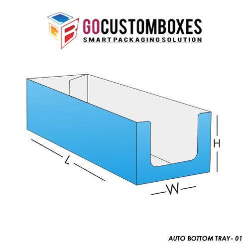 Auto Bottom Tray Boxes