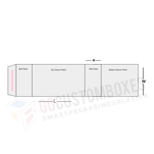 bowl-sleeve-boxes-structure-diagram