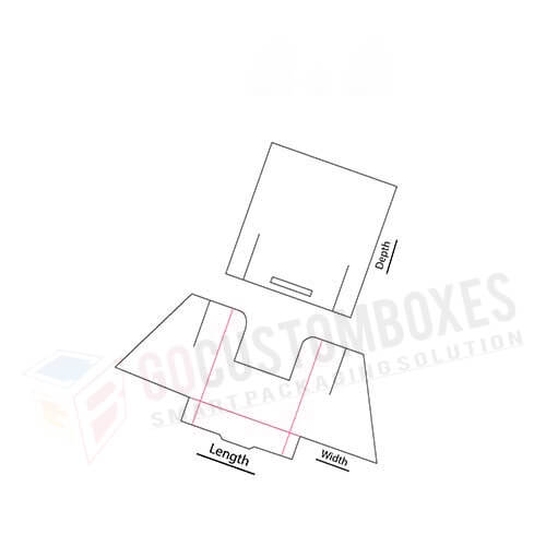 brochure-display-holder-template