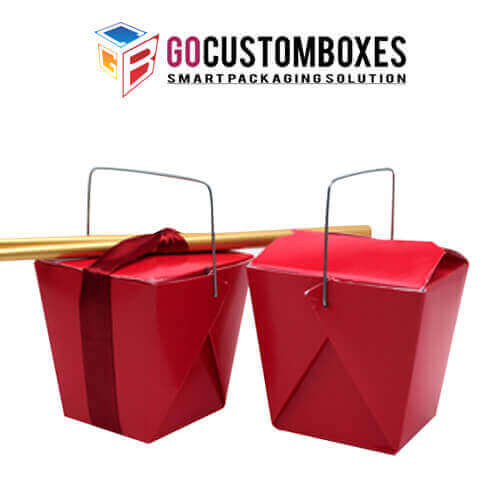 Chinese Takeout Boxes