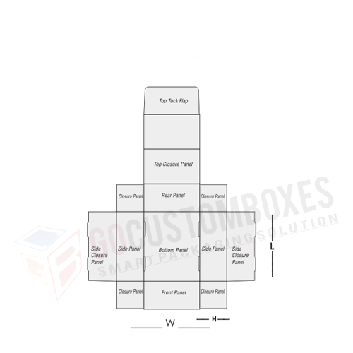 custom-double-wall-tuck-top-boxes-structural-diagram