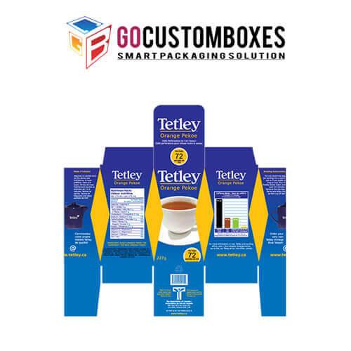 Custom Tea Boxe