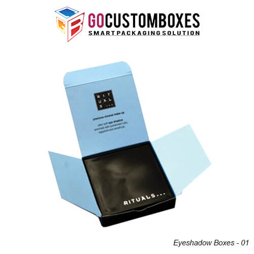 Custom Eyeshadow Boxes | Eyeshadow Boxes Printing and Packaging