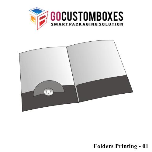Folders Printing