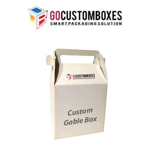Custom Gable Boxes Wholesale