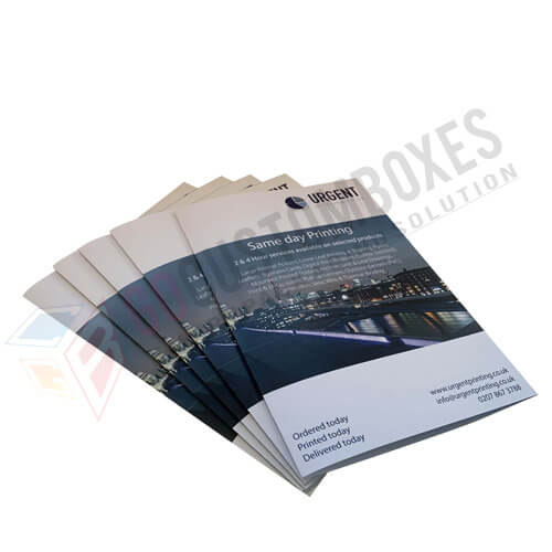 leaflets-printed