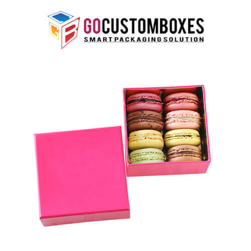 Macaron Boxes