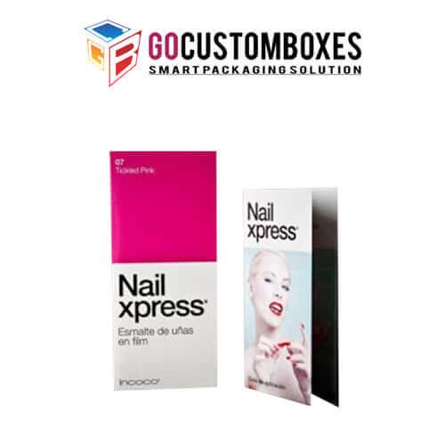 Custom Nail Polish Boxes | Wholesale Printing and Packaging