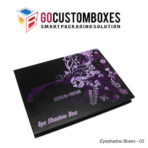 Wholesale Eye Shadow Boxes